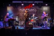 JAZZ Ravne: Oleg Markov Organ Trio feat. Guido Jeszenszky - 21. 1. 2016
